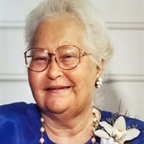 Betty Jean (Dunsmuir) Cawley