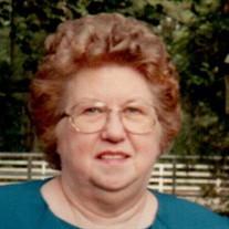 Margie Clingan Walthall