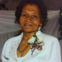 Ms. Leora Mae Vallair Chenier