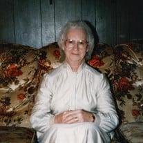 Nettie Jane Gibbons