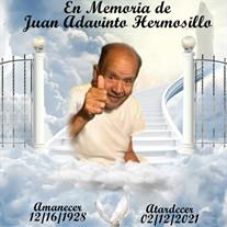 Juan Adavinto Hermosillo