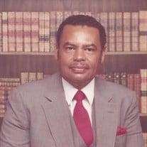 Rev. Dr. George William Watson, Sr.