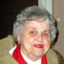 """Mrs. Joye  Bernice """"Miss Bernie"""" Beeson"""