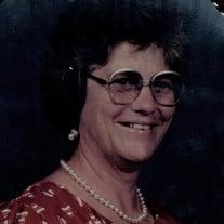 Rebecca Mae Sharp