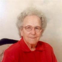 Mrs. Fannie Frances Dean Faircloth