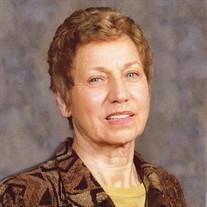 Mrs. Emma Elizabeth Nelson-Yanke