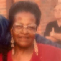 Mrs. Nannie Word Maynard