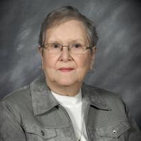 Betty McClure Ashworth