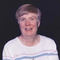 Mary Frances Morrison