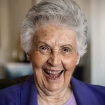 Mrs. Anne Clark McKee