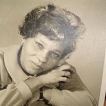 Mrs. Pearline Patton