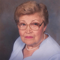 Mrs. Frances Juanita Poteet Burden