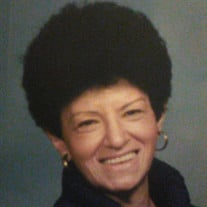 Mrs. Gloria J. (Durante) Santillo
