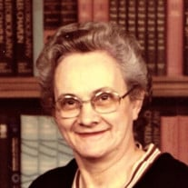 Mrs. Goldie Ruth Purdue