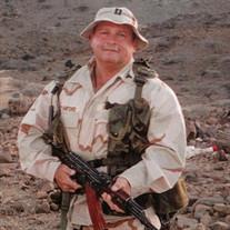 Major Todd Mason Stanford Ret.