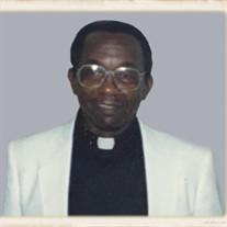 """Rev. Charles """"Hotrod"""" Wesley Jenkins"""