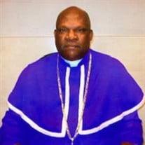 Pastor Francis Olagoroye