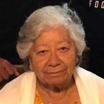 Dominga Martinez Flores