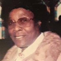 Mother Mazie Lee Thompson