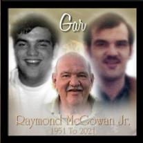 Raymond A. McGowan Jr.