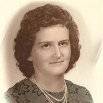 Evelyn Elizabeth Reece Stewart