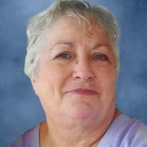 """""""Sue"""" Claudette Sophie Armentor"""