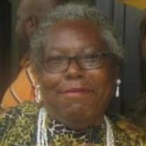 Doris Faye Woods
