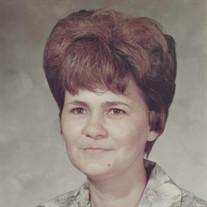 Mary Ruth Rooker Barkley