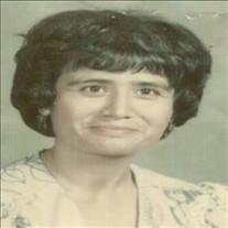 Maria Luisa Cervantez