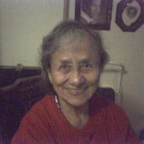 Mrs. Antonia Tonita Villegas Santiago