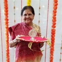 Kanta Pranlal Ravani