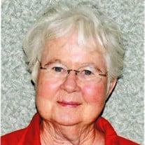 Sister Mary Ellen Dougherty SSND