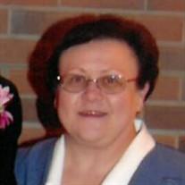 Shirley Yvonne Goraum