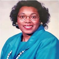 Barbara Caldwell Foster
