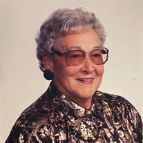 Nancy Ellen Dellinger Zirkle