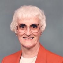 Sr. Estelle Strohmeyer