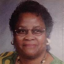 Ms. Pearlie Mae Grubbs