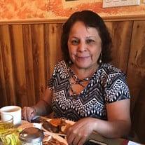 Mrs. Maria E. Vargas Guzman