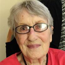 Betty Jane Garies