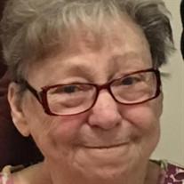 Mary C Lewis