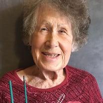 Mary Evelyn Hunter