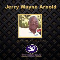 Mr. Jerry Wayne Arnold