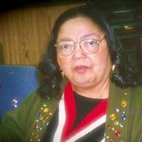 Mrs. Flora Jean Geary