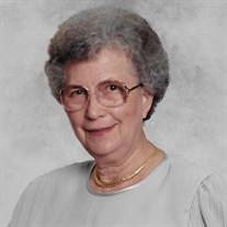Margaret Jeanette Benton