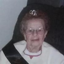 Mrs. Dora Unger Harvey