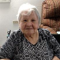 Wanda Joan Matlock