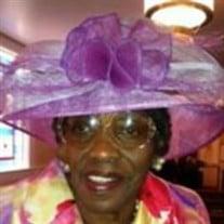 Ms. Geraldine Elizabeth Flowers