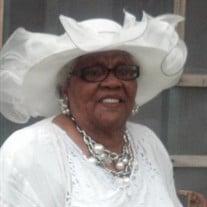 Mrs. Rebecca Jackson Long