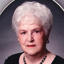 Mrs Yvonne Boles Cobbs