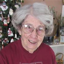 Wilma Sue Burt